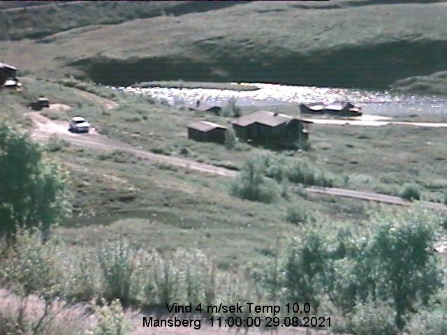 Webcam Mannsbergi, Årdal, Sogn og Fjordane, Norwegen